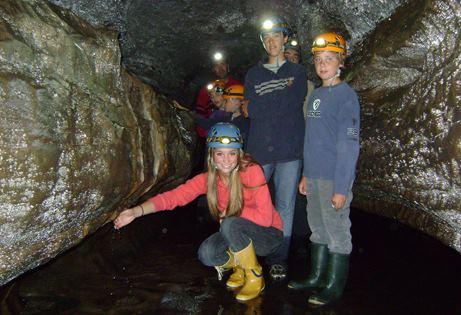 Grotte | Parc Naturel Régional de Portneuf