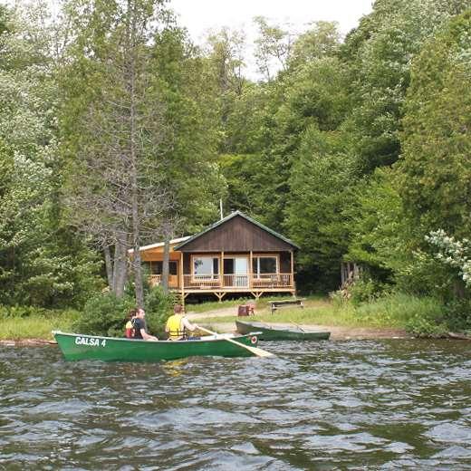 chalet du lac en coeur parc naturel r 233 gional portneuf